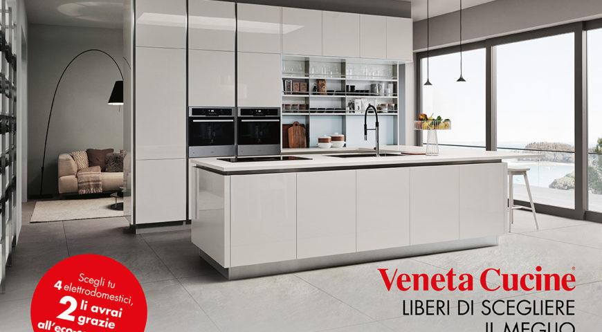 Veneta Cucine – Nuova Promozione