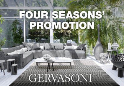 For Seasons' Promotion Gervasoni