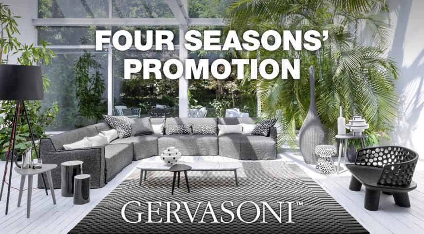 For Seasons' Promotion Gervasoni