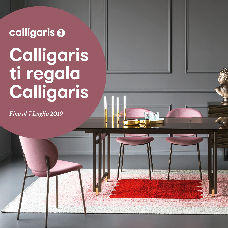 Da cecchini store calligaris ti regala calligaris for Calligaris comodini